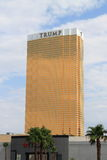 Trump Hotel Las Vegas Royalty Free Stock Photography