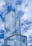 Trump International hotel, Chicago Stock Image