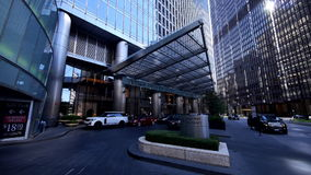 Trump International Hotel Chicago - City of Chicago stock video