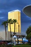 Trump International Hotel in Las Vegas. Stock Photos