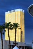 Trump International Hotel in Las Vegas. Stock Image