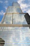 Trump Kontrollturm, Chicago Lizenzfreies Stockbild
