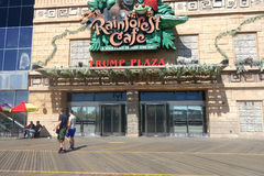 Trump Plaza Royalty Free Stock Images