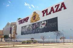 Trump Plaza Royalty Free Stock Photos