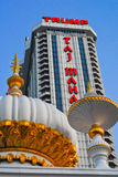Trump's Taj Mahal Atlantic City, NJ. Stock Image