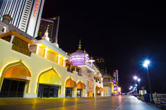 Trump Taj Mahal Atlantic City Royalty Free Stock Images