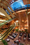 Trump Tower atrium Stock Photos