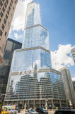 Trump Tower chicago Royalty Free Stock Image