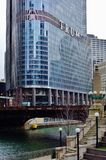 The Trump Tower Chicago Royalty Free Stock Photo