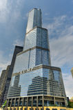 Trump Tower Chicago Stock Photography