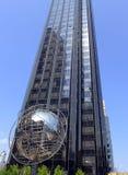 The Trump Tower at Columbus Circle, Manhattan Stock Images