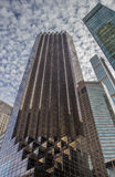Trump Tower at Fifth Avenue in New York City Stock Image