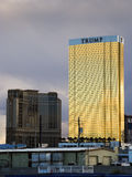 The Trump Tower in Las Vegas, Nevada, USA Stock Images