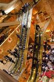 Trump Tower Lobby Stock Photo