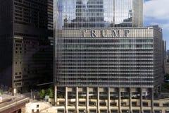 Trump Tower Stock Photos