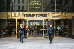 Trump Tower NYC Royalty Free Stock Photo