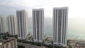 Trump Towers Sunny Isles Beach Florida Stock Photography
