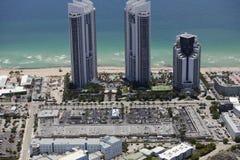 Trump Towers Sunny Isles Beach Royalty Free Stock Image