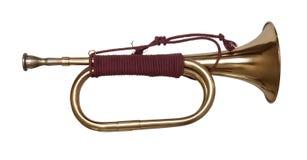 trumpet армии Стоковые Фото