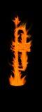 trumpet мюзикл аппаратуры Стоковое Фото