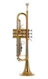 trumpet мюзикл instument Стоковые Изображения