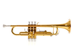 Free Trumpet Stock Photography - 10751122