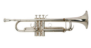 trumpet Стоковая Фотография
