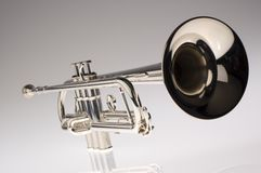 Free Trumpet Royalty Free Stock Photography - 1450307
