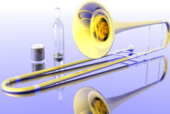 trumpet бесплатная иллюстрация