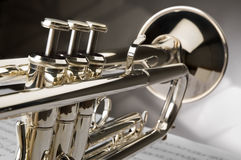 Free Trumpet Royalty Free Stock Photography - 3086387