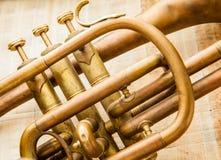 Trumpet Stock Photography