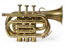 Trumpet Royalty Free Stock Photography
