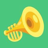 trumpet Arkivfoto