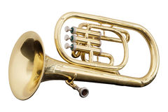 Trumpet Royalty Free Stock Photo