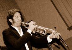 Trumpet Extrodinare 3 Stock Image
