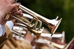 Free Trumpet Player Stock Image - 11193921