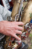 The trumpet Royalty Free Stock Image