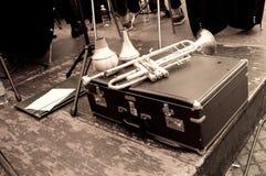 Trumpet Royalty Free Stock Photos