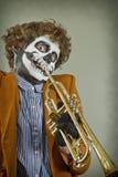 Trumpet Virtuoso Stock Photography