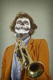Trumpet Virtuoso Stock Images