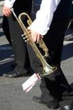 trumpetare Royaltyfria Foton