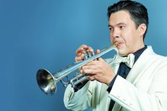 Trumpeter Stock Photos