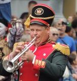 trumpeter Imagen de archivo
