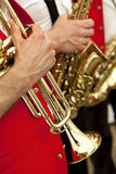 Trumpeters Royalty Free Stock Photography
