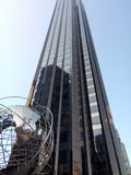 Trumpf internationales Hotel&Tower, NYC lizenzfreie stockfotografie