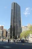 Trumpf-internationales Hotel u. Turm Stockbilder