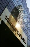 Trumpf-Kontrollturm New York City stockfotografie