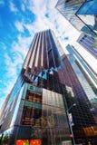 Trumpf-Turm in Manhattan, NYC Lizenzfreies Stockfoto