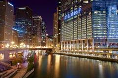 Trunfo Chicago Foto de Stock