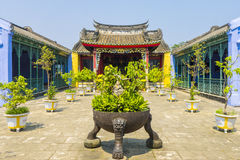 Trung Hoa Assembly Hall Vietnam Royalty Free Stock Image